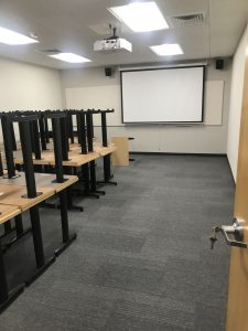 Classroom, Conference Room 114